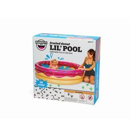 Big Mouth Toys Strawberry Donut -Kiddie Pool