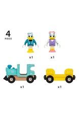 Brio BRIO Donald & Daisy Duck Train