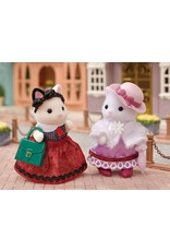 Calico Critters Calico Critters Persian Cat Fashion Playset
