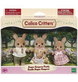 Calico Critters Calico Critters Hopper Kangaroo Family
