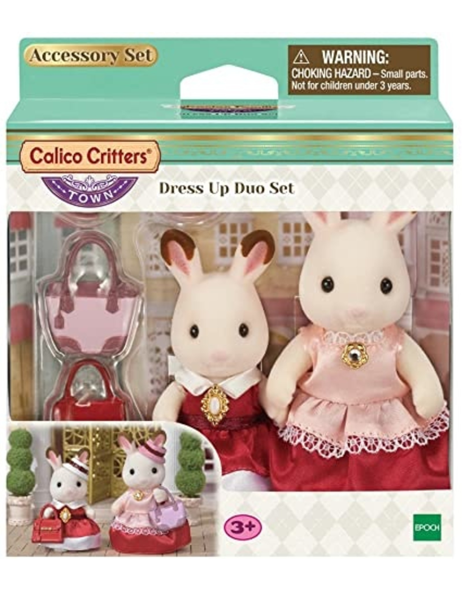 Calico Critters Calico Critters Dress Up Duo Set