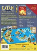 Catan Catan: Explorers & Pirates