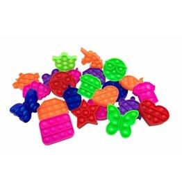 Crazy Snaps Pocket Size - Solids & Tye Dye Asst.