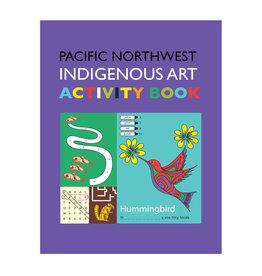 Native Northwest Pacific Northwest Indigenous Art Activity Book