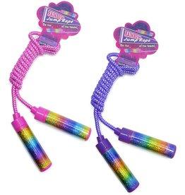 Rainbow Sparkle Jump Rope