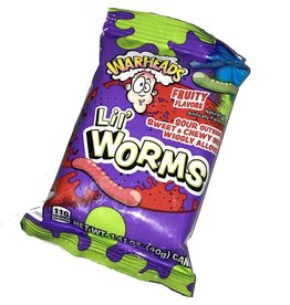 Warheads Sour Lil' Worms