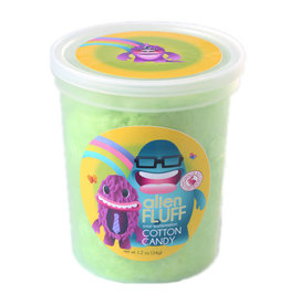 Chocolate Storybook Cotton Candy - Alien Fluff