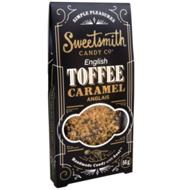 Sweetsmith Candy Co. English Toffee (With Peanuts)