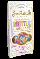 Sweetsmith Candy Co. Birthday Cake Brittle - Vanilla