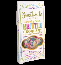 Sweetsmith Candy Co. Birthday Cake Britte - Vanilla