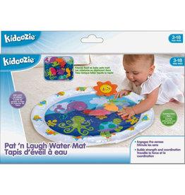 Kidoozie Pat'n Laugh Water Mat