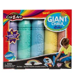 Super Jumbo Chalk 5pc