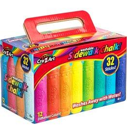 Sidewalk Chalk 32pc