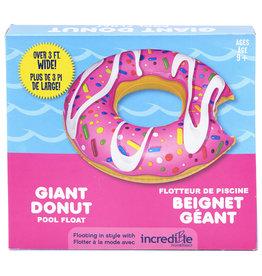 Donut Pool Float - Pink