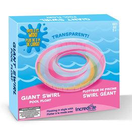 Incredible Novelties Giant Swirl Pool Float