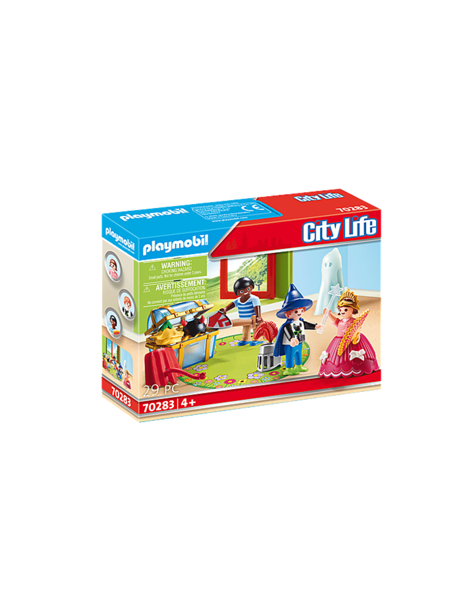 Playmobil Children with Costumes