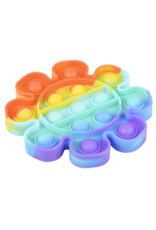 """5"""" Bubble Poppers - Rainbow Icon Asst."""