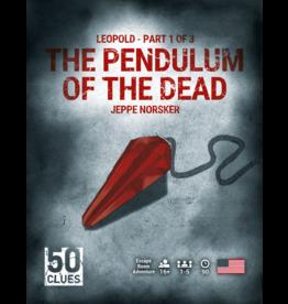 50 Clues - The Pendulum of the Dead (#1)