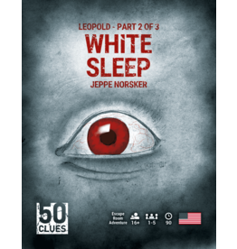 50 Clues - White Sleep (#2)