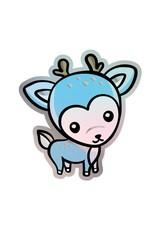 Pipsticks Dainty Deer Vinyl Sticker