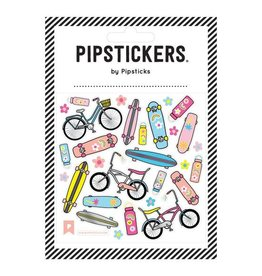Pipsticks Wheel Fun Stickers
