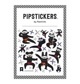 Pipsticks Ninja Animals Stickers