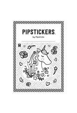 Pipsticks Color-in Unicorn Stickers