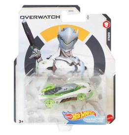 Mattel Hot Wheels - Overwatch Car: Genji