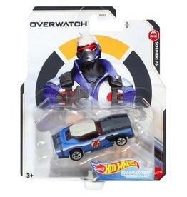 Mattel Hot Wheels - Overwatch Car: Soldier 76