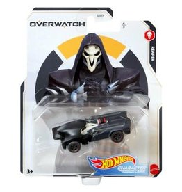 Mattel Hot Wheels - Overwatch Car: Reaper