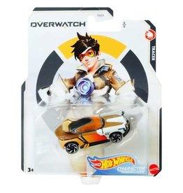 Mattel Hot Wheels - Overwatch Car: Tracer