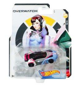 Mattel Hot Wheels - Overwatch Car: D.VA