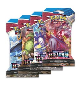 Pokemon Sword & Shield - Battle Styles Booster