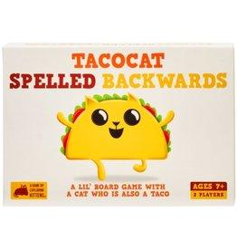 Exploding Kittens Tacocat Spelled Backwards