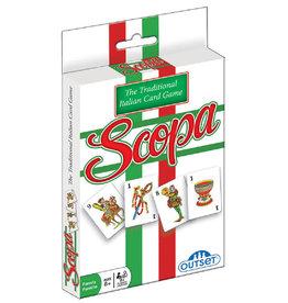 Outset Media Scopa Italian Card Game