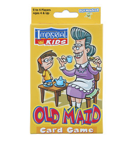 Play Monster Old Maid - Kids Card Game