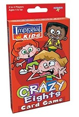 Play Monster Crazy Eights - Kids Card Game