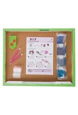 D.I.Y Crystal Art Kit Crystal Art Large Framed Kit - Midnight Messenger