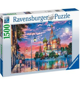 Ravensburger Moscow 1500 pc