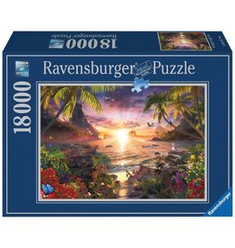 Ravensburger Paradise Sunset 18000 pc