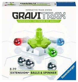 Ravensburger GraviTrax: Balls & Spinner