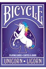 Bicycle Unicorn Cards