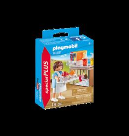 Playmobil Street Vendor