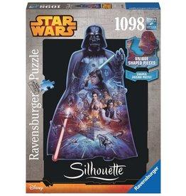 Ravensburger Darth Vader 1098 pc