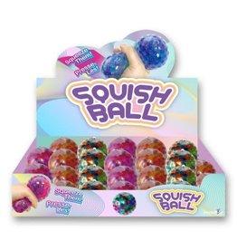 Incredible Novelties Colour Beads Squish Balls