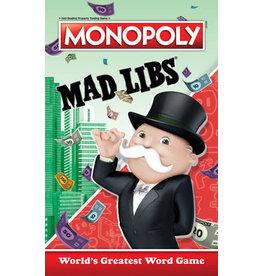 Mad Libs Monopoly Mad Libs