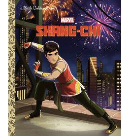 Little Golden Books Shang-Chi (Marvel) Little Golden Book