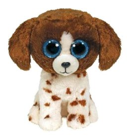 Ty Muddles - Brown and White Dog Reg