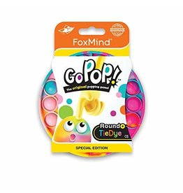 FoxMind Go Pop! Roundo - Tie Dye Edition