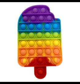 Push N Pop Popsicle - Rainbow
